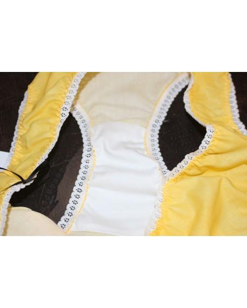Fond de culotte jersey biologique